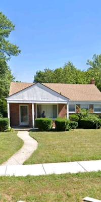 HOUSE For Sale 3BR 1BA Redford Charter Township
