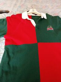 green and red polo shirt Harpenden, AL5 4JZ