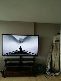 70 inch sharp lcd 1080 p 240 hz with stand Surrey, V3T