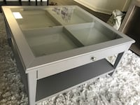 Grey coffee and end table set Arlington, 22203