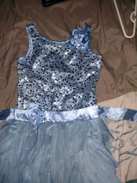 Nice dressy dress. She loved to dancer in this. 1372 mi
