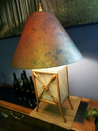 Table lamp , very unique!!!  Holiday Hills, 60051