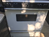 black and gray gas range oven College Park, 20740