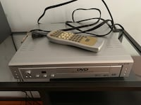 Yamakawa DVD player with remote control  Dumfries, 22025