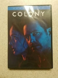 Colony season 2 Fairbanks, 99701
