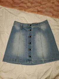 denim button up skirt Vancouver, 98662