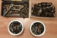 Lots of good bolts, nuts, washers, etc