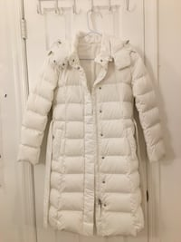 Small size lady down long jacket 21 km