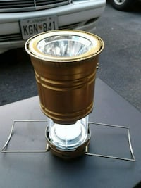Pop up lantern rechargeable solar usb and dc new Burtonsville, 20866