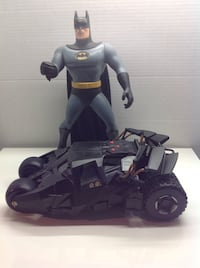 Batman Dark Knight Batmobile Car Kalamazoo, 49048