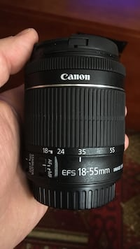 Canon EFS 18-55mm Springfield, 65807