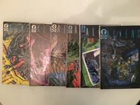 Alien Comic lot 1-6 Dark Horse Comics Toronto, M5G