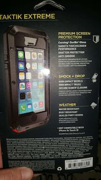 heavy duty military grade case for a iphone 5. Chicago, 60602