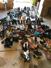 Assorted women's shoes, sizes 7-9 Fremont, 94555