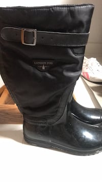 london fog winter boots size 37.5-38 米西索加, L5G 1P4