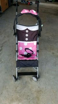 Minnie Mouse stroller Conroe, 77301