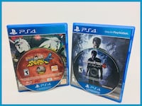 Ps4 Games Bundle: Two Games *Pre-Owned 977 mi