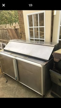 Restaurant 5ft refrigerator /