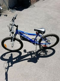 CCM bicycle Laval, H7T