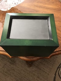 Forest Green Photo Box