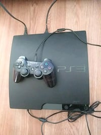 PS3 with 6 Game Cases plus 10+ Downloaded Games Oxnard, 93036