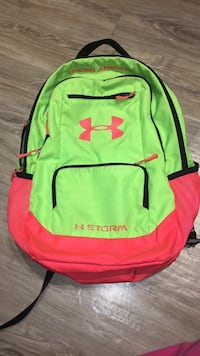 Under armour backpack gently used lots of life left London, N5W 1E8