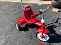 toddler's red and white trike Woodbridge, 22193