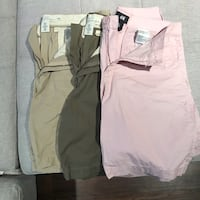 5 pairs of boys Bermuda shorts purchased at H&M Montréal, H8P 3S6
