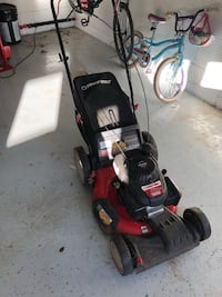 Troy-bilt self propelled lawn mower Sterling, 20164
