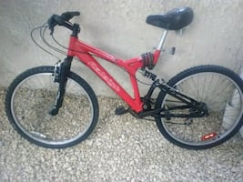 Mountain bike 26 inch wheel