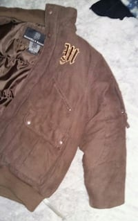 Makaveli Branded Winter Jacket