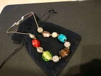 Handcrafted glass necklace Falls Church, 22042