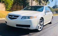 2004 Gorgeous Pearl White Acura TL // Leather Silver Spring