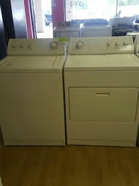 Whirlpool washer and dryer set  47 km