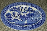 Occupied Japan Collectible Serving Plate Hudson, 01749