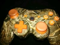 Camo PlayStation 4 and 3 controller wireless Perry, 31069