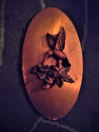 Set of 2 vintage copper wall art Knoxville, 37920
