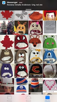 Early Christmas gift by order for kids and adult animal winter hat  Calgary, T2V 0P1