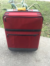 "LL Bean Hard/Fabric XL Suitcase 20""x29""  Austin, 78722"