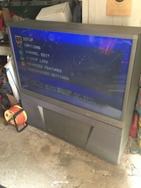 "55"" Mitsubishi projection tv Falconer, 14733"