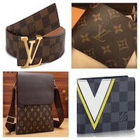 Make an offer for men's accessories. Only serious offers get reply VANCOUVER