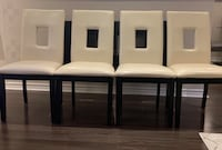 4 Dinning Chairs Mississauga, L5K 2C8