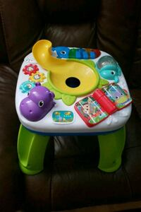 Putting toy for toddlers with audio learning