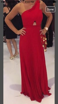 BCBG Red dress Hamilton, L9B 2R4