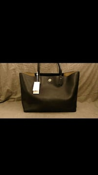 Authentic Tory Burch Tote Bag Black (New) Daly City, 94015