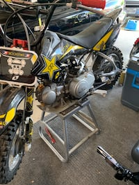 Used Honda Xr50r With 125cc Motor Swap For Sale In