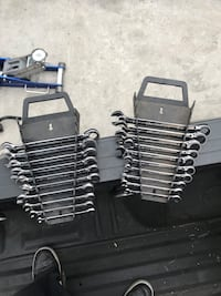 two stainless steel tool set Los Angeles, 90059