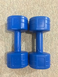 New Set of Dumbbells - 10lbs Burnaby, V5B 2W5