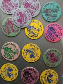 Hanalei Bay and Lumahai Beach, Kauai pogs (13)