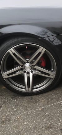 5lug universal rims 17s for sale or trade